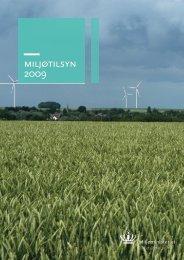 Se Miljøtilsyn 2009 her - Miljøstyrelsen