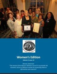 Winter 2012/2013 - Missouri Women's Council