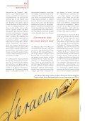In schwierigen Zeiten gewinnt Gold an Glanz: 13 Milliarden Euro ... - Page 5