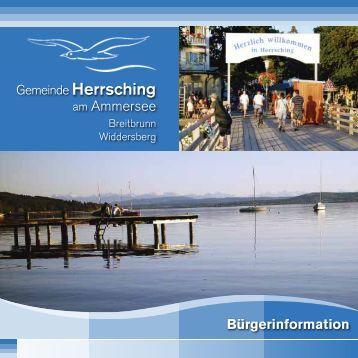 Partnerschaften der Gemeinde Herrsching - Herrsching am Ammersee