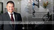 View Presentation - Vision Monday Global Leadership Summit 2013