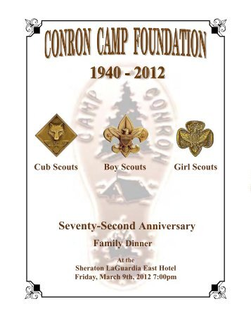 Seventy-Second Anniversary - 9-11 2012