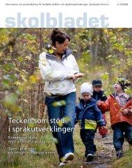 Tecken som stöd i språkutvecklingen - Sundsvall