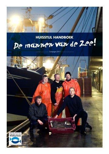 Huisstijlhandboek Mannen van de Zee
