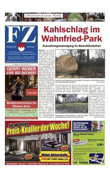 m/w - E-Paper - Fränkische Zeitung