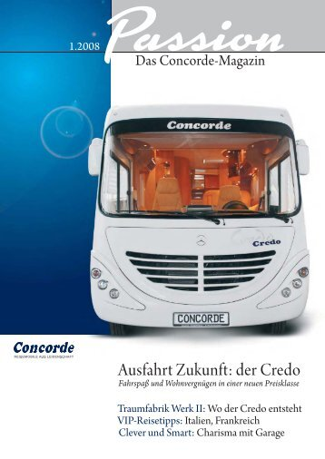 Ausfahrt Zukunft: der Credo - MTS Systemhaus GmbH