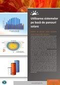 Utilizarea sistemelor pe bază de panouri solare - Page 4