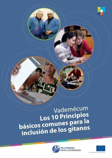 Los Diez Principios Básicos Comunes para la Inclusión de los Gitanos