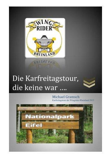 Karfreitag 2013 - Wingrider-Rheinland.de