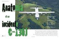 Anatomia di un incidente - C-130J - Aeronautica Militare Italiana