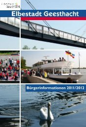 Elbestadt Geesthacht - Inixmedia
