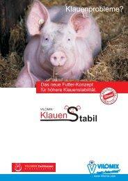 19719 Klauen-Stabil.cdr - Deutsche Vilomix Tierernährung GmbH