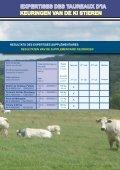 expertises des taureaux d'ia keuringen van de ki ... - Blanc Bleu Belge - Page 2