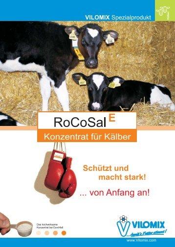 PDF- Prospekt zur RoCoSal E herunterladen - Deutsche Vilomix ...