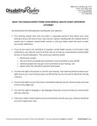 what you should expect from your mental health court-appointed ...