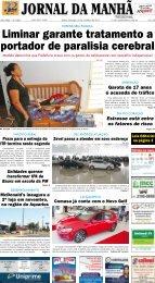 Liminar garante tratamento a portador de ... - Jornal da Manhã