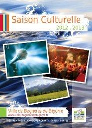 Saison Culturelle - Bagnères de Bigorre
