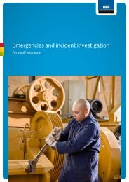 ACC5832 Emergencies and incident investigation