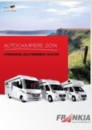 AUTOCAMPERE 2014 - Frankia Pilote GmbH & Co. KG