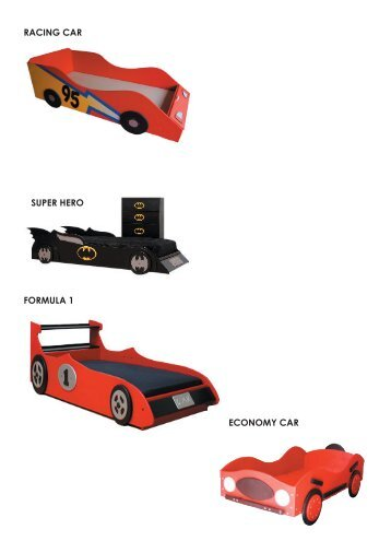 SUPER HERO RACING CAR FORMULA 1 ... - Home-Dzine