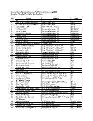 Anugerah Perkhidmatan Cemerlang 2010 - Bahagian Teknologi ...