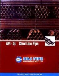 w - BBJ PIPE Industries (Pvt)Ltd