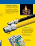 ProCoat® Stainless Steel Gas Connectors - Brass Craft - Page 4