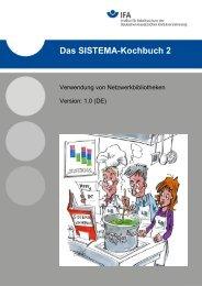 SISTEMA-Kochbuch 2: Verwendung von ... - DGUV