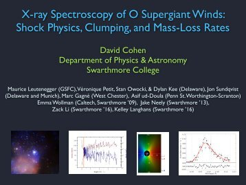 X-rays - Astronomy at Swarthmore College