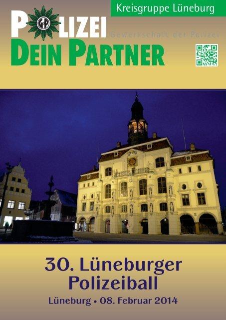 Lüneburger Polizeiball - bei Polizeifeste.de