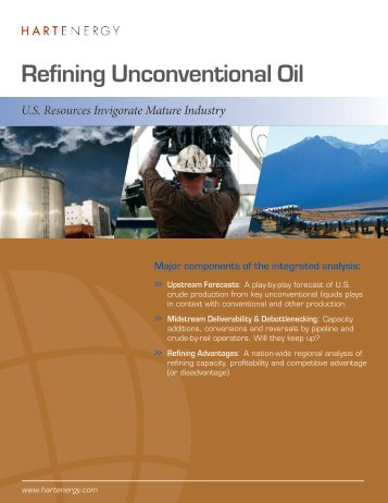 Refining Unconventional Oil - Hart Energy