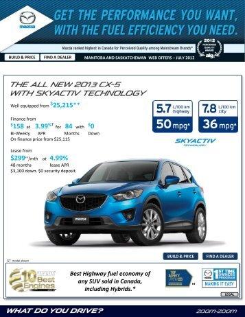0 - Mazda Canada