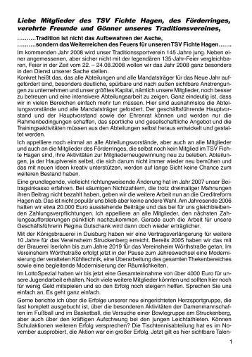 3/2007 - TSV Fichte Hagen 1863 e.V.