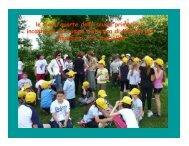 le classi quarte della scuola primaria si incontrano sul campo d ...