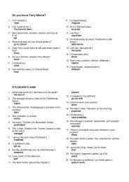 wordlist unit 7 - learnsite