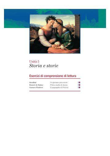 Volume 1, Unità 5 - Loescher Editore
