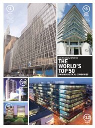 THE WORLD'S TOP50 - Pharmaceutical Executive