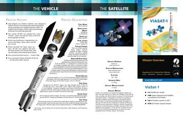 ProtoStar II Mission Overview - ViaSat