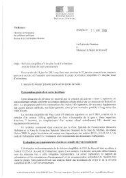 avis AE signé - Préfecture