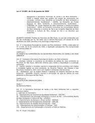 Lei nº 14.887, de 15 de janeiro de 2009 Reorganiza a Secretaria ...