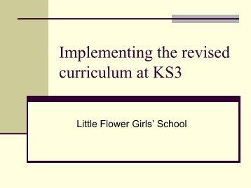 Little Flower Girls' School