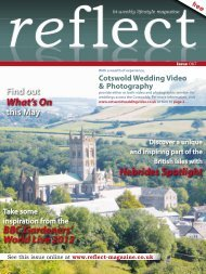 World Live 2012 - Reflect Magazine