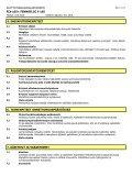 Kemikaalin käyttöturvallisuustiedote - Page 2
