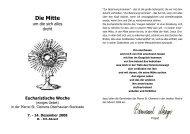 Ewiges Gebet 2008.pdf - Propstei St. Clemens