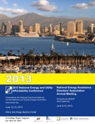 2013 Registration Brochure - National Energy and Utility ...