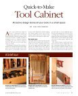 Quick-to-Make Tool Cabinet - Page 3