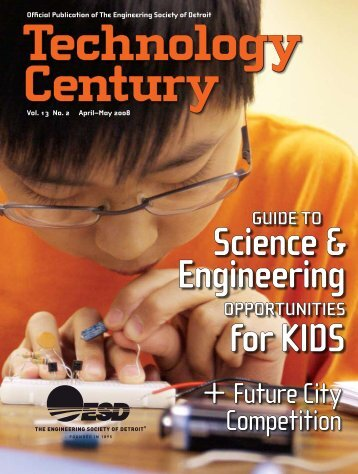 Science & Engineering for KIDS - ESD