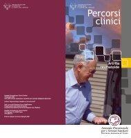 percorsi clinici deps - Azienda Provinciale per i Servizi Sanitari