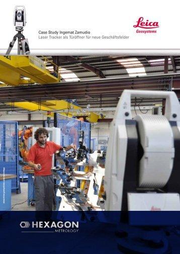 Praxisbericht Vorrichtungsbau bei Ingemat (PDF) - AICON 3D Systems