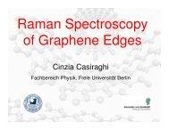 Raman Spectroscopy of Graphene Edges